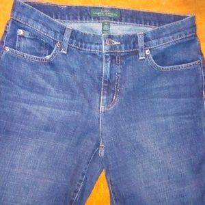 Ralph Lauren Classic Bootcut Demin Jeans